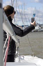 Anemometro per Smartphone WeatherFlow Wind Meter n.4