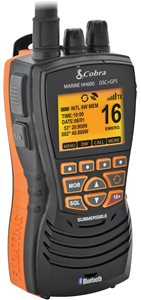 MR HH600 FLT GPS BT E Cobra Marine