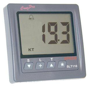 CruzPro SLT110: Speed, temperature and log indicator