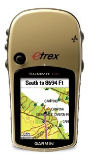 eTrex Summit HC Garmin